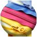 button-zipper